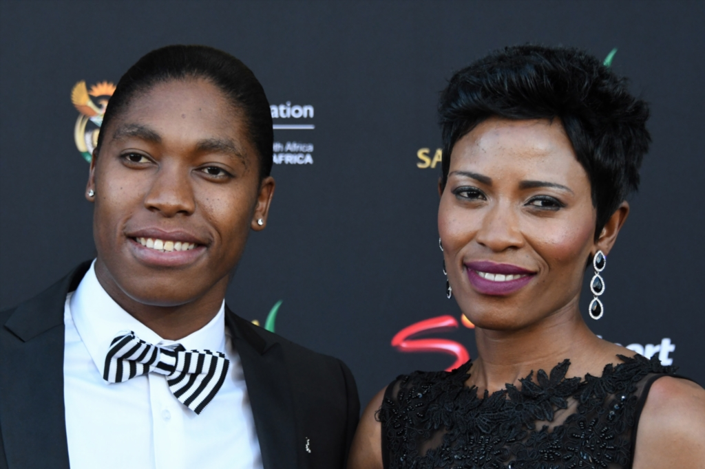 Caster Semenya, her (his) pregnant wife and masculine women – OLD NEWS